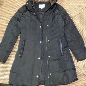 COLE HAAN Signature down puffer coat size XS